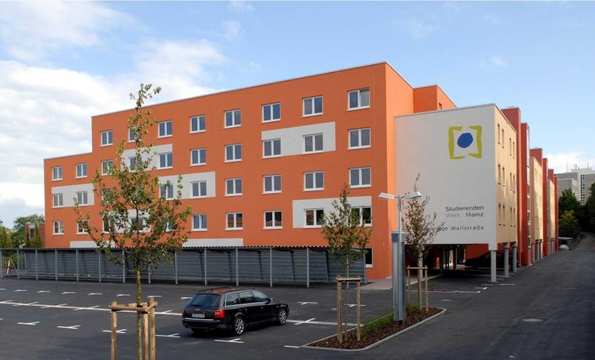 13 Studentenwohnheim - Mainz