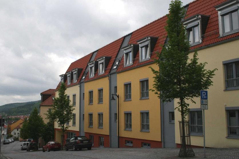 14 Seniorenpflegeheim - Ilmenau